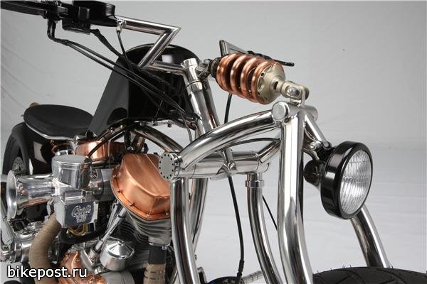 Условия проката мотоцикла