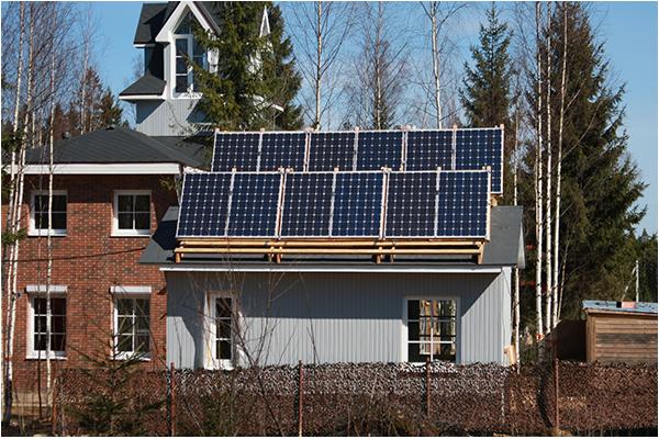 Преимущества использования солнечных панелей
