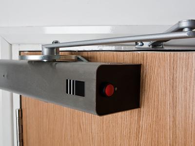 Доводчики для входных дверей