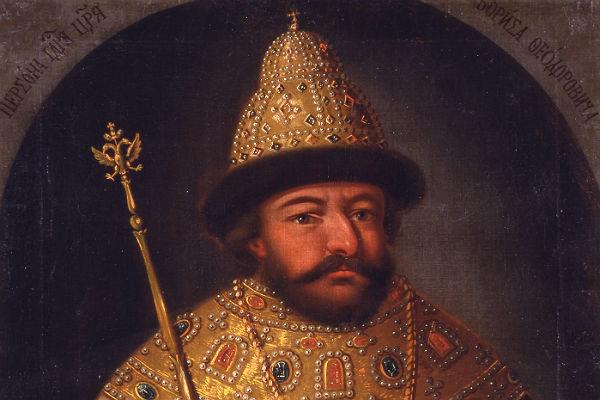 Правитель Русского царства - Борис Годунов