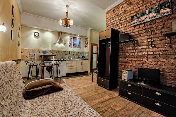 Однокомнатные квартиры в Санкт-Петербурге