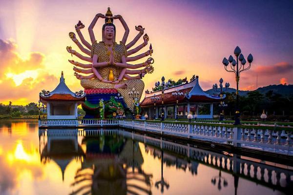 Таиланд: удивительная страна